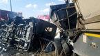 تصادف اتوبوس با کامیون در روسیه ۱۵ کشته داد