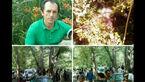 راز تیراندازی مرگبار در جنگل نورفاش شد + عکس