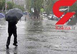 بارش تگرگ در همه نقاط بندرعباس/خطر آبگرفتگی معابر