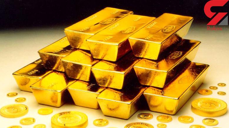 قیمت طلا و سکه در بازار امروز