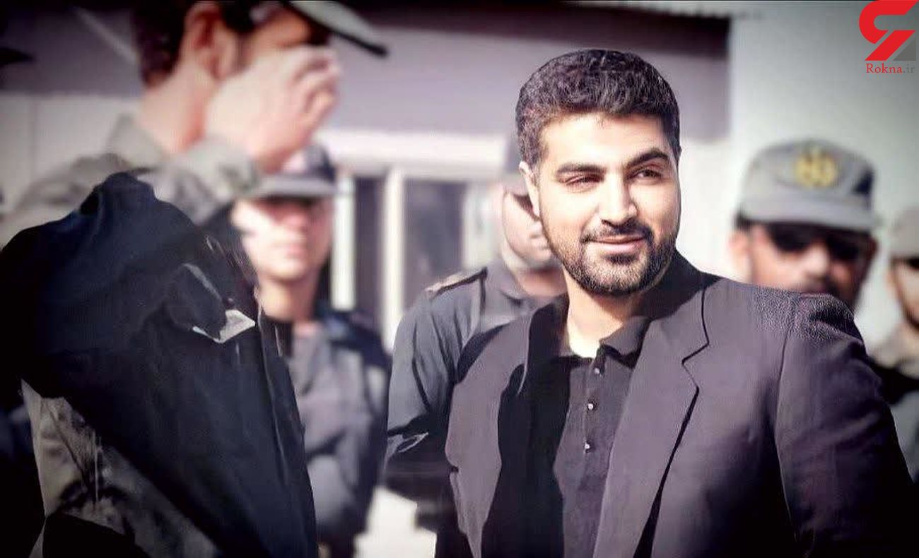 عکس جوانی سردار سلیمانی / فرمانده خوشتیپ