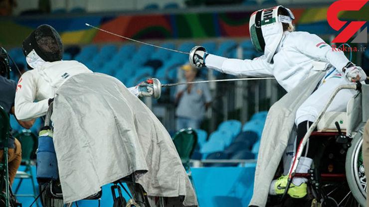 درگذشت مدال آور ۴ دوره شمشیربازی روی ویلچر پارالمپیک
