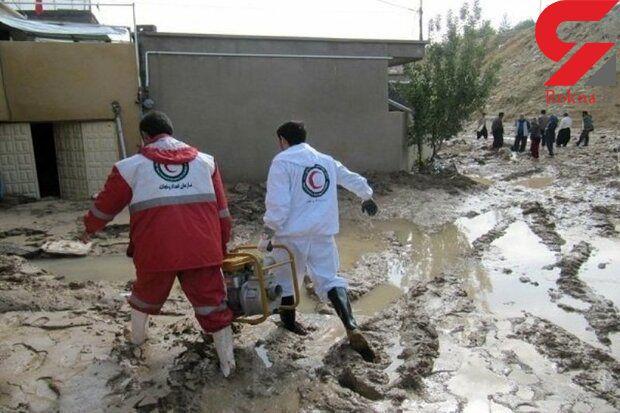 اعزام ۱۰ تیم امداد و نجات به لرستان برای کمک به سیلزدگان