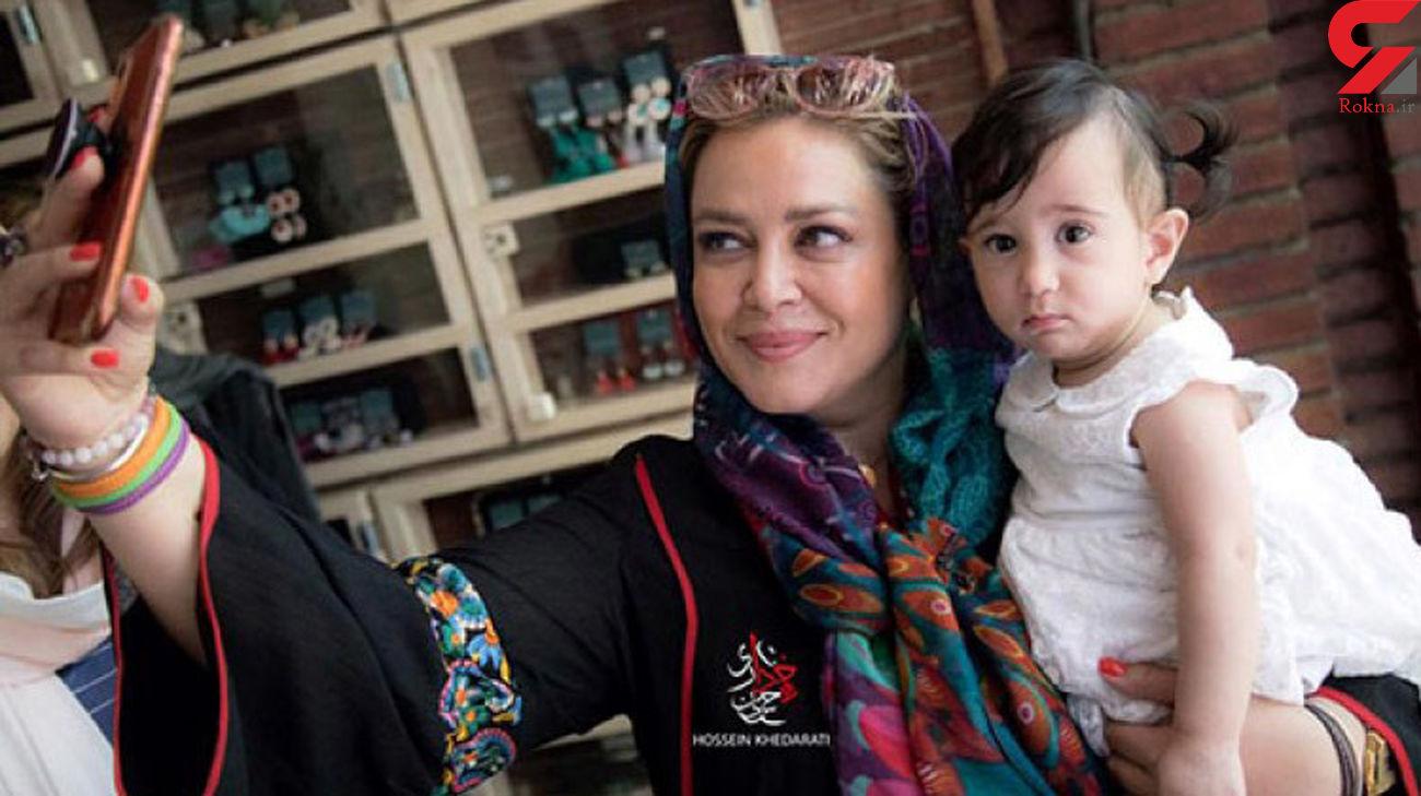 صدام کن مامان بهاره رهنما در جشنواره جهانی ژوهانسبورگ