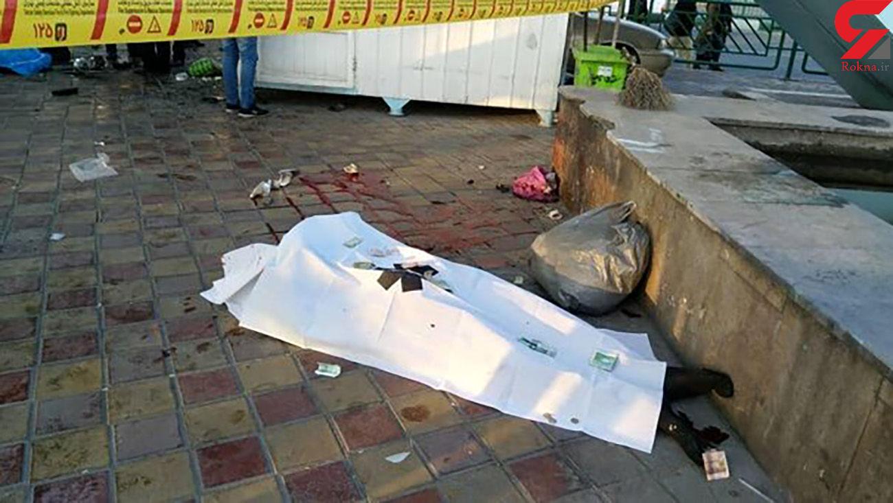 واژگونی مرگبار مزدا در نجف آباد / یک نفر در دم جان باخت