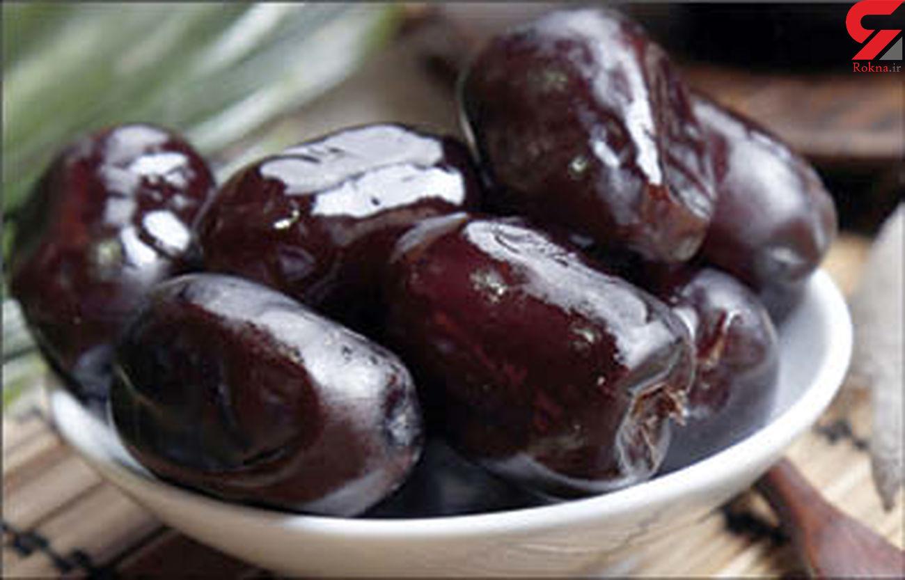 قیمت خرما در آستانه ماه مبارک رمضان