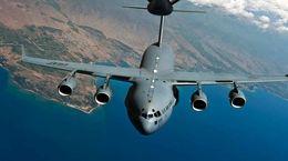 این هواپیما روی ماسههای کویر فرود آمد + فیلم