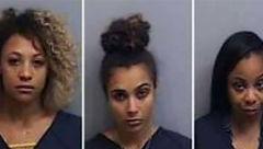 دستگیری سه بازیگر زن معروف در توالت یک رستوران! + عکس