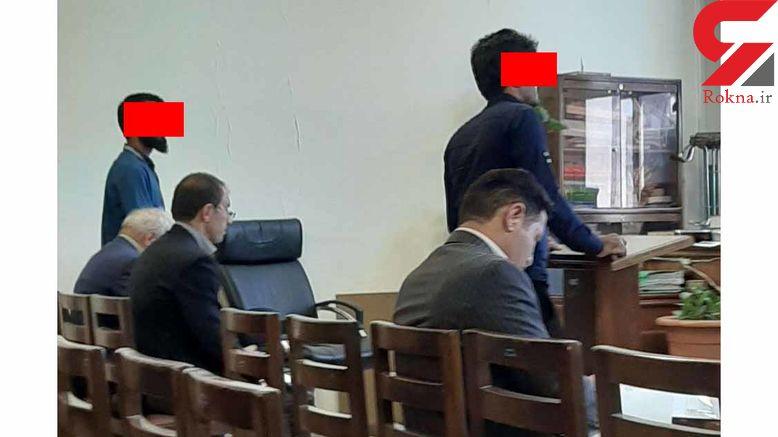 برادر غیرتی گوش سمت راست خواستگار سمج را در جنوب تهران برید + عکس و جزئیات