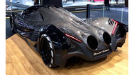 پرسرعت ترین خودرو در دوبی+عکس