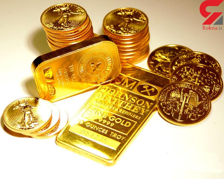 آخرین تغییرات قیمت سکه و طلا امروز دوشنبه 13 آبان