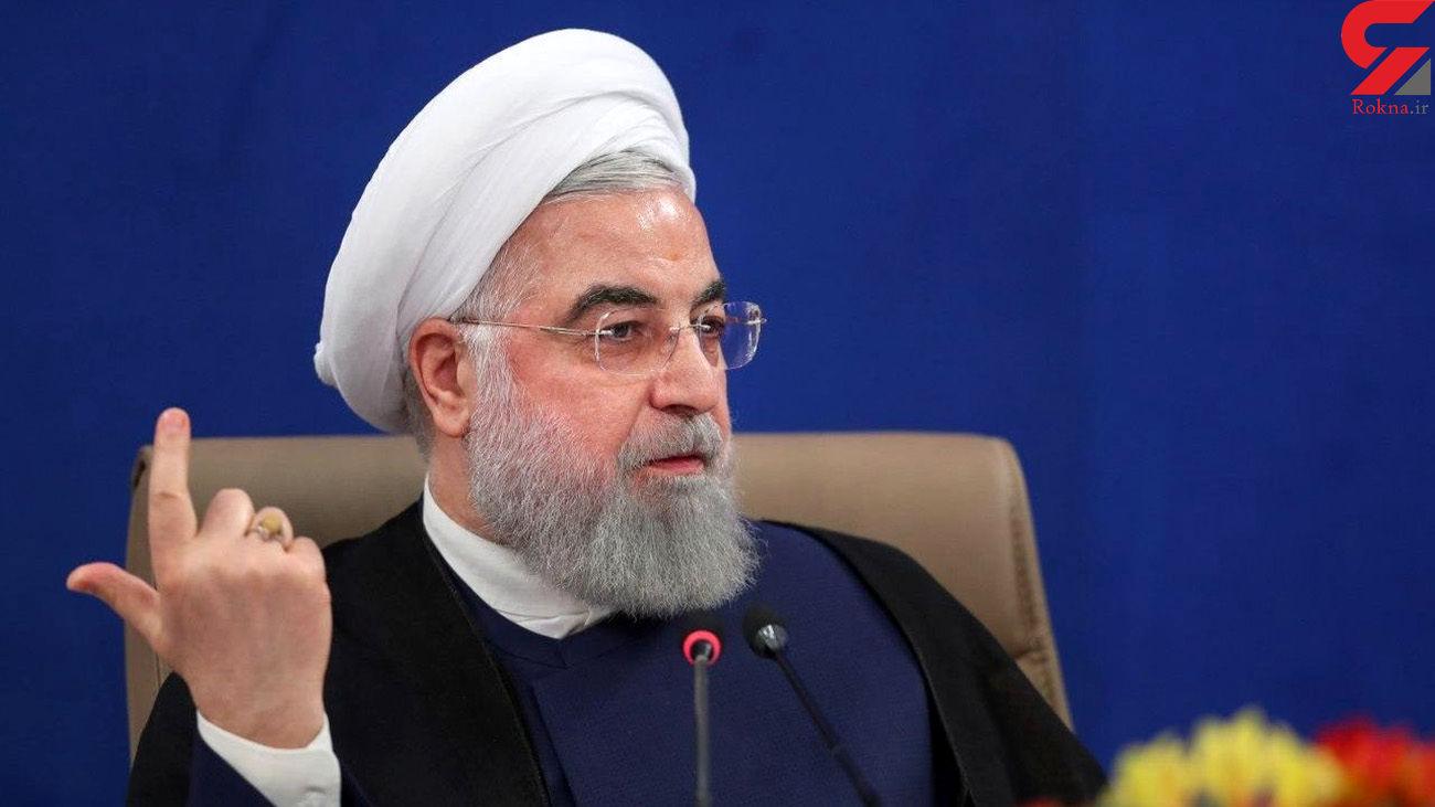 روحانی: در جنگ اقتصادی ۳.۵ ساله تنها بودیم