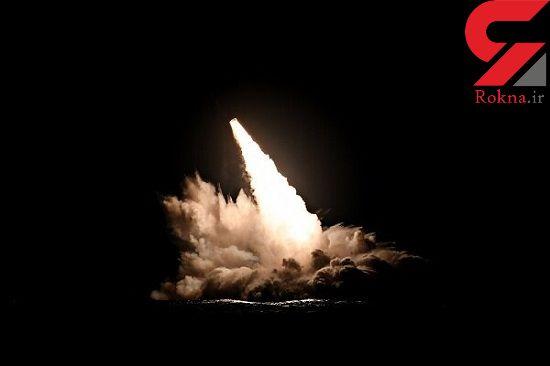 آزمایش موشک با قابلیت حمل کلاهک توسط آمریکا