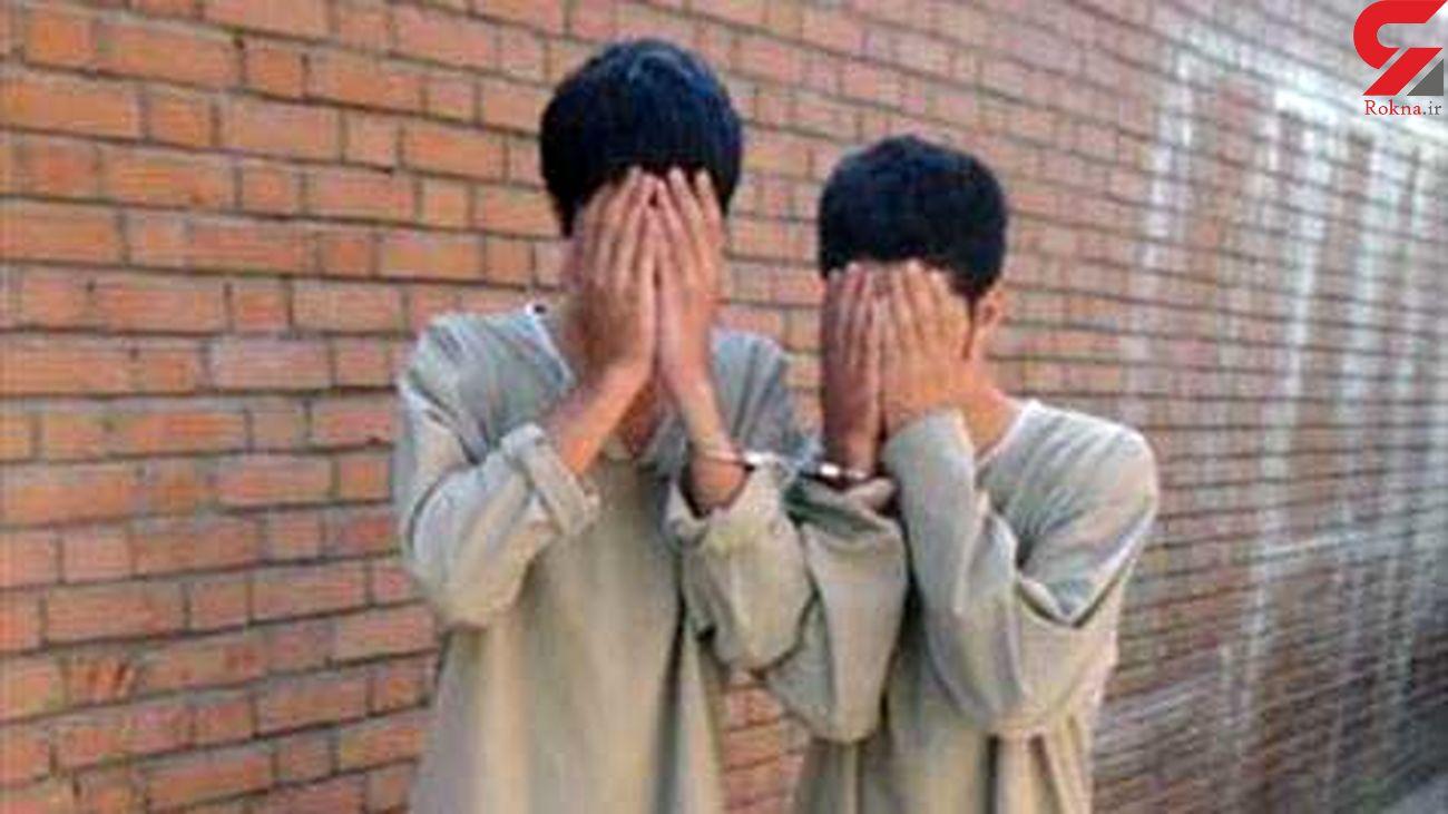 دستگیری زورگیران خشن در جنوب تهران / یزدان به خاطر اعتیادش دزدی می کرد