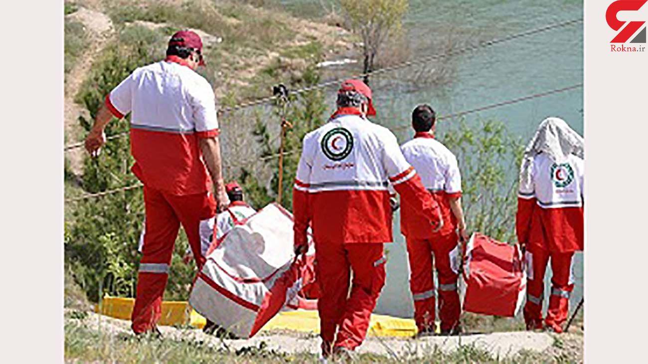 نجات 9 گردشگر گمشده در دزفول / آنها در یک قدمی مرگ بودند