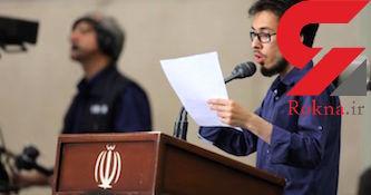 دبیر جنبش عدالتخواه دانشجویی روز بعد از سخنرانی در حضور رهبر انقلاب دستگیر شد!