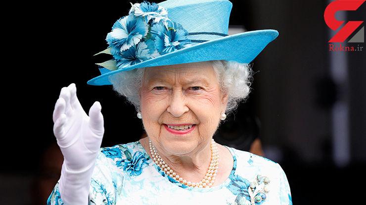 ملکه الیزابت دخترش را توبیخ کرد