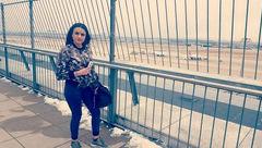فرار این دختر زیبا از آلمان چون 2 بار داعشی برده دار خود را دید! + عکس