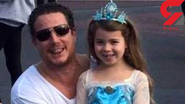 بی رحم ترین پدر دنیا روی جسد دخترش یادداشت نوشت ! +عکس