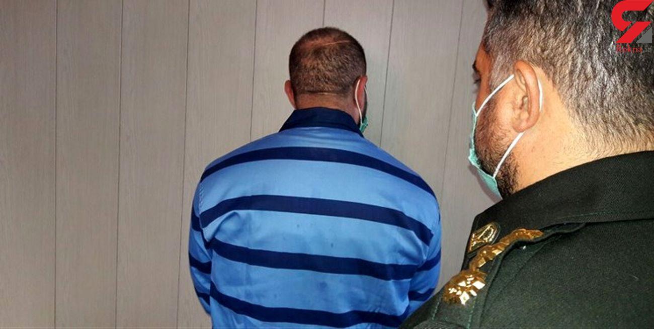 بازداشت سرکرده سرقت های مسلحانه خشن در قلعه گنج / آرامش به شهر بازگشت