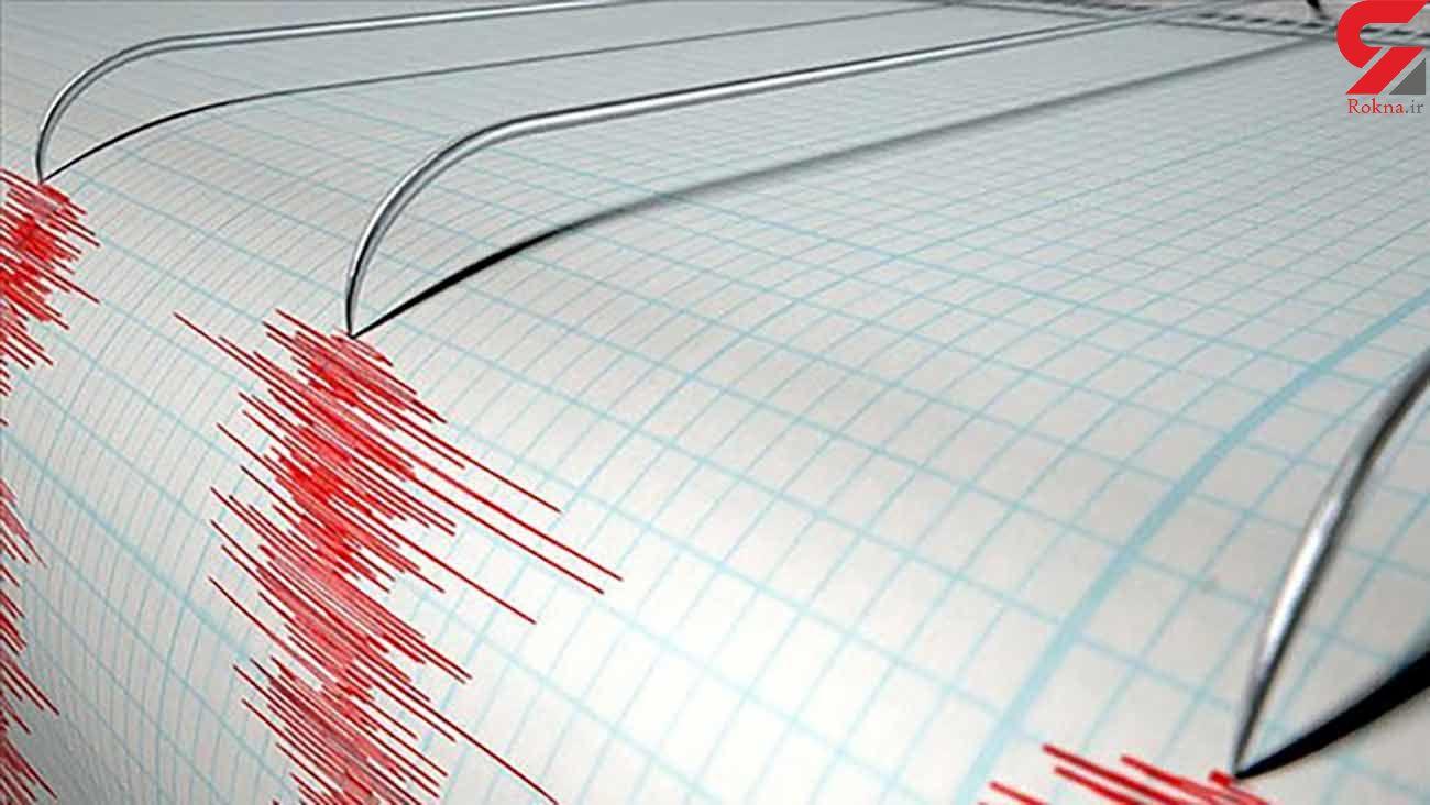 زلزله در سومار / دقایقی پیش رخ داد