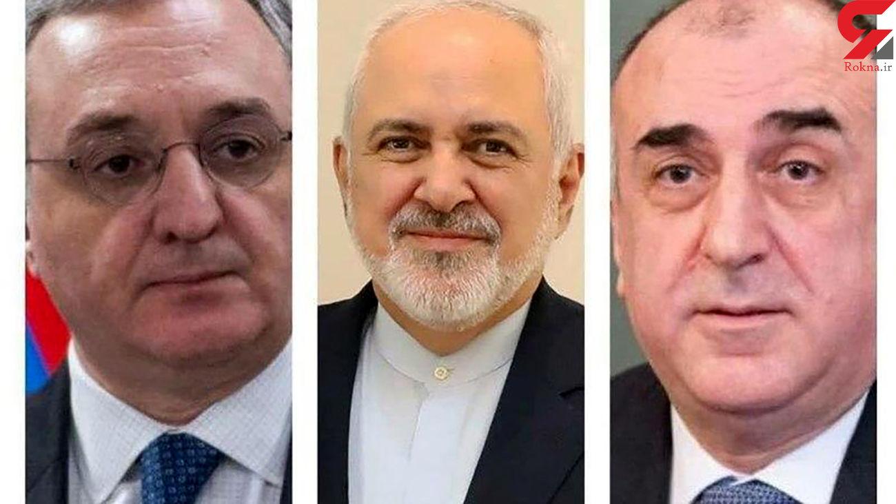 وساطت ظریف در حل اختلافات ارمنستان و جمهوری آذربایجان