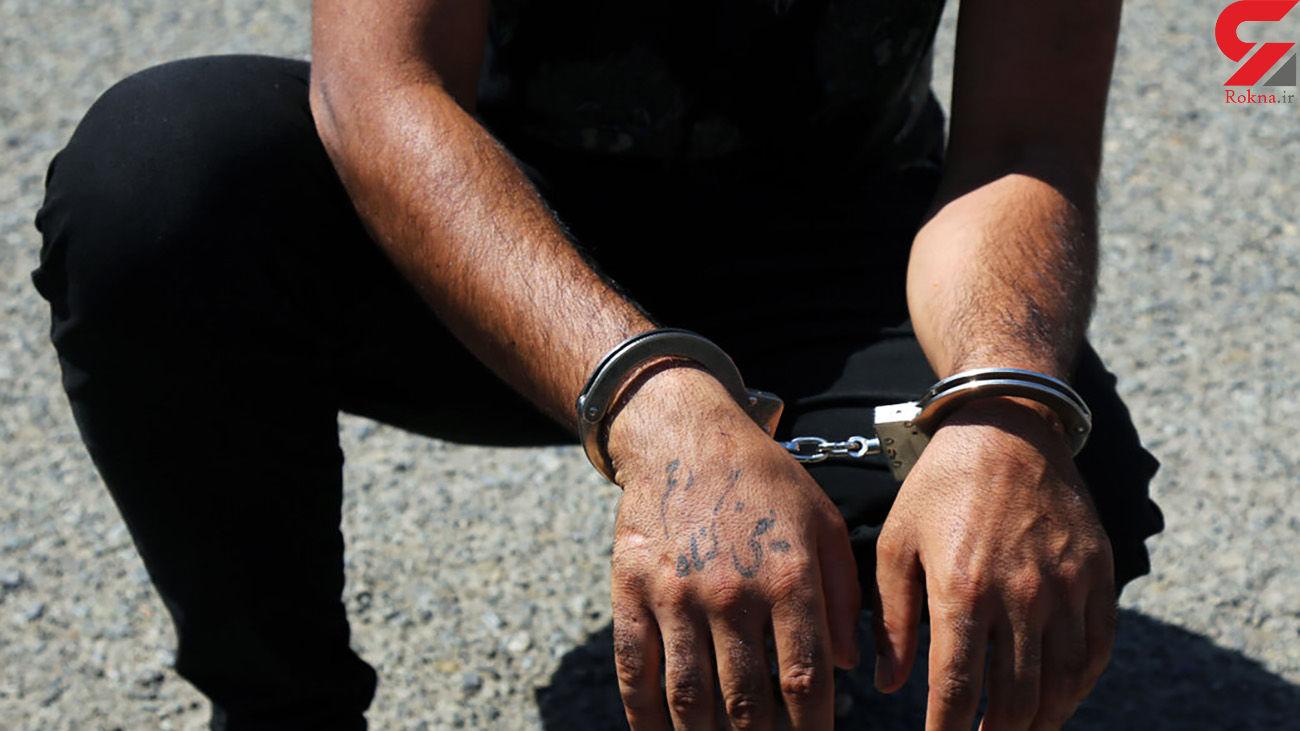 دستگیری 2 شکارچی متخلف در خاتم