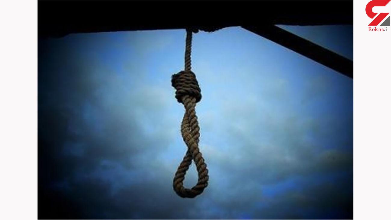 طناب دار یک مرد همدانی را پاره کردند