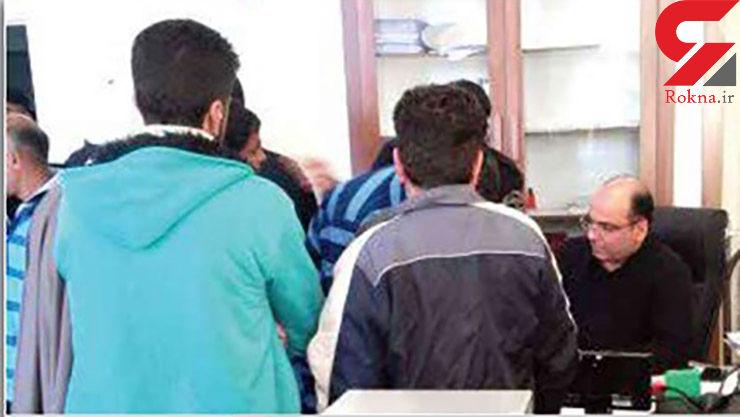 بلای وحشتناکی که 7 مرد تهرانی بر سر دانشجوی خارجی آوردند / آنها به زندان و شلاق محکوم شدند + عکس