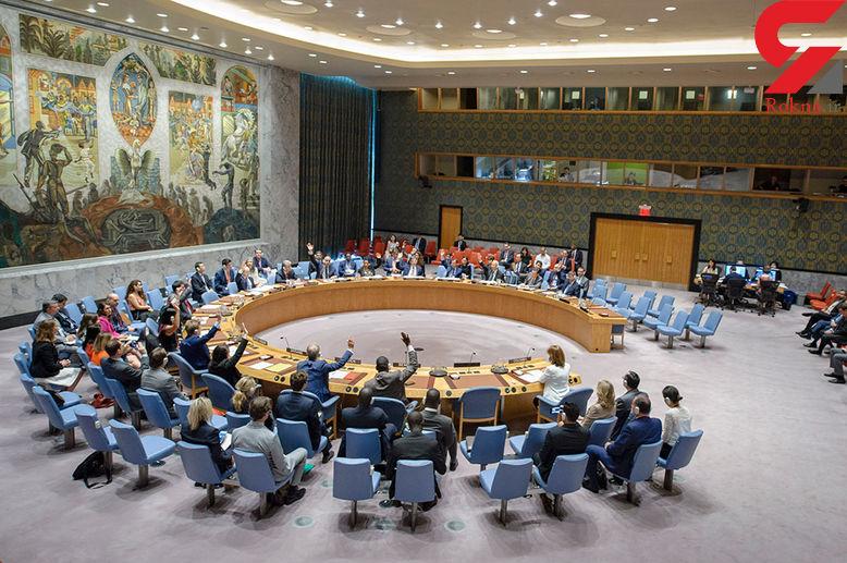 نشست شورای امنیت در مورد سوریه