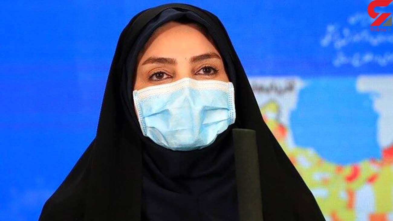 کرونا جان  ۳۹۵ ایرانی دیگر را گرفت/شناسایی ۲۵۴۹۲ بیمار جدید