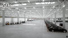 اختراع بنزهای لاکچری در مدرن ترین کارخانه مرسدس کلید خورد