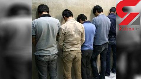 ترس مهاجران افغان از این 5 مرد تهرانی+ عکس