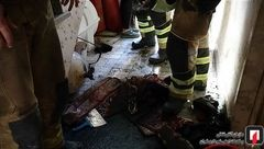 مرگ وحشتناک 4 زن و مرد در جنوب تهران !+تصاویر تلخ