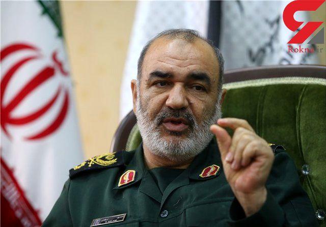 گزینه نظامی علیه ایران مطرح نیست راهکار دشمن تحریم اقتصادی است