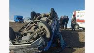 2 کشته حاصل تصادف مرگبار در اهواز