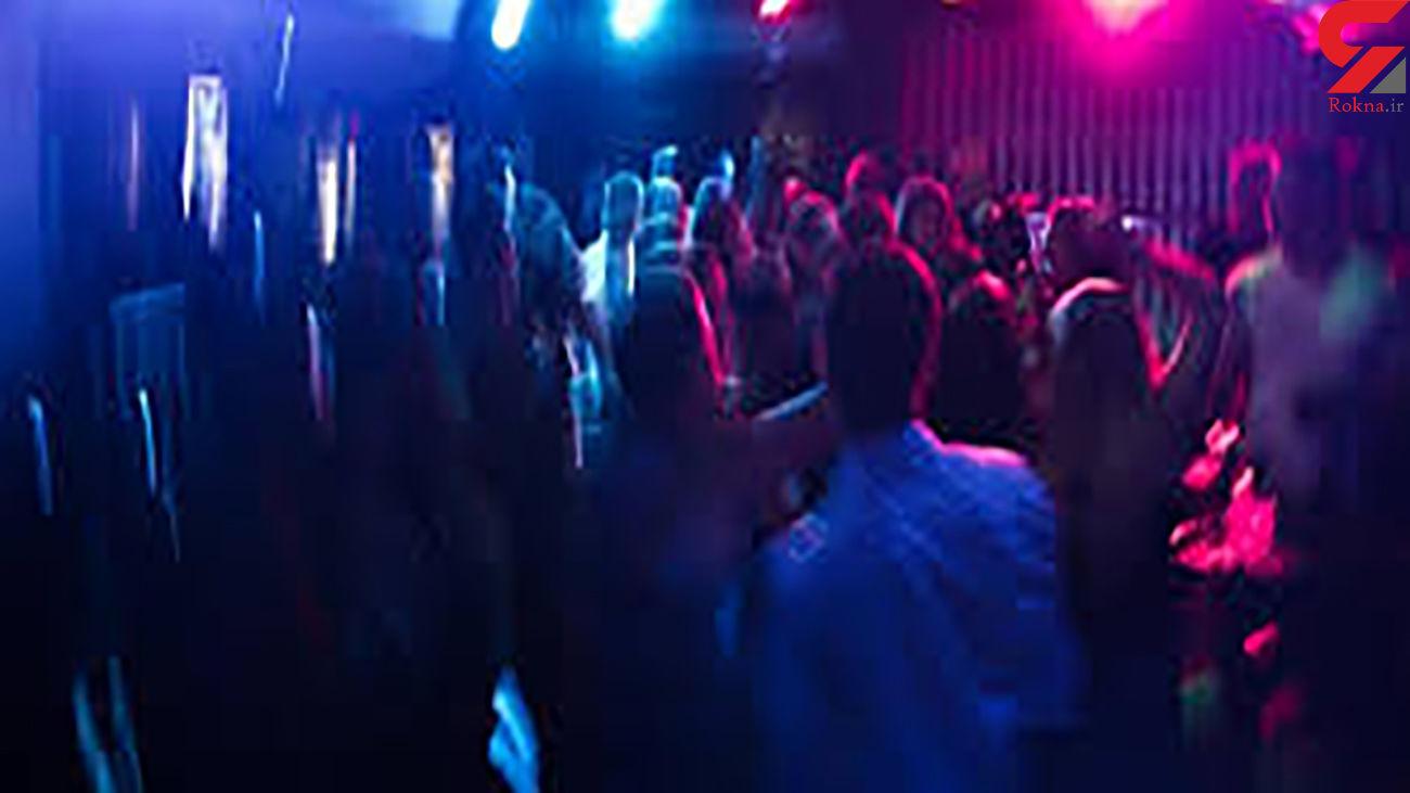 اعضای باند برگزاری پارتی شبانه در ساوجبلاغ دستگیر شدند