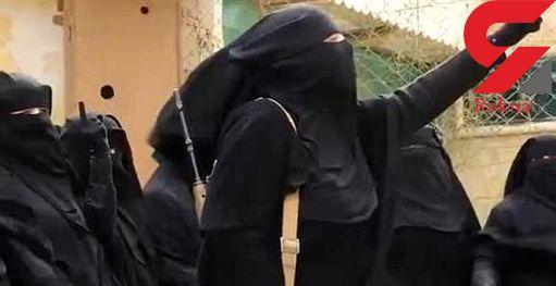 اعترافات عجیب همسر معاون ابوبکر البغدادی