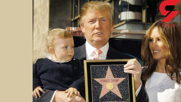 ستاره ترامپ در  هالیوود بخاطر بی حیایی های او برداشته میشود