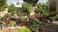 آشنایی با باغ چهل تن شیراز