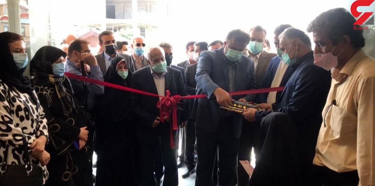 دبستان ۶ کلاسه شهید عینعلیزاده عباسآباد به بهرهبرداری رسید