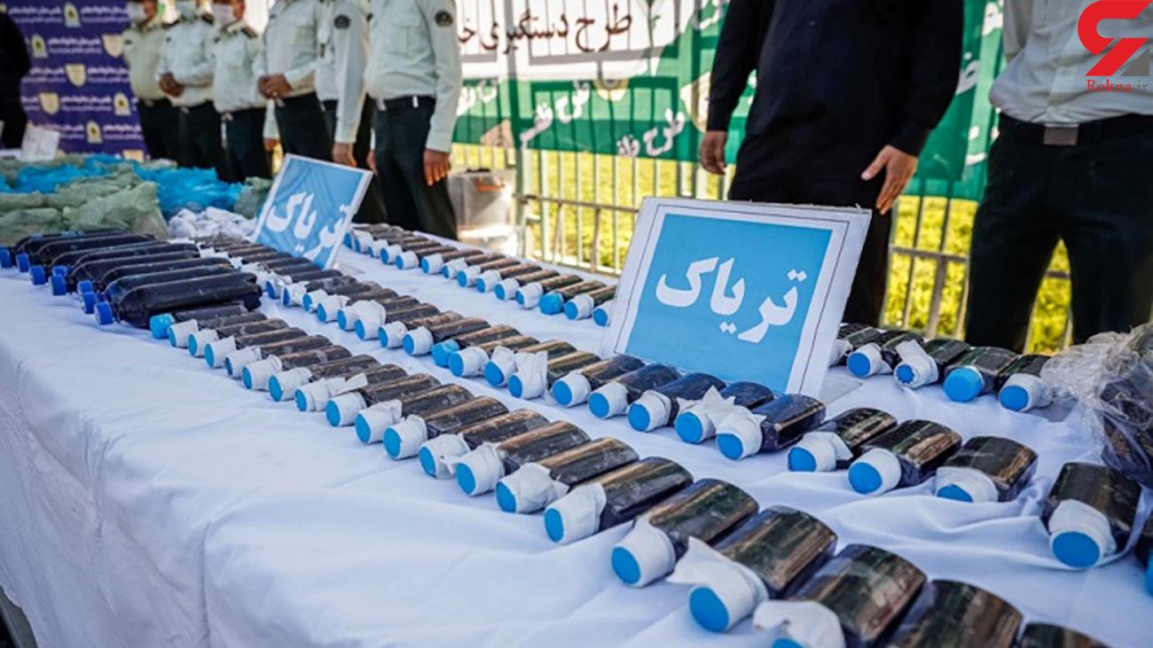 کشف 30 کیلو تریاک در  شیراز