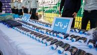 دستگیری سوداگران مرگ و کشف 3 تن مواد مخدر در سیستان و بلوچستان