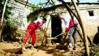 چوپان هوشیار یک روستا در پیرانشهر را از سیل نجات داد / گفتگو با از جوان را بخوانید+عکس