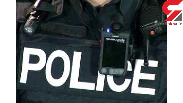 نصب دوربین آنلاین روی لباس پلیس تهران