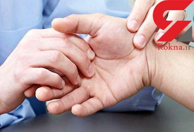 ورم مفاصل زنگ خطر ناشی از بیماری های جدی!