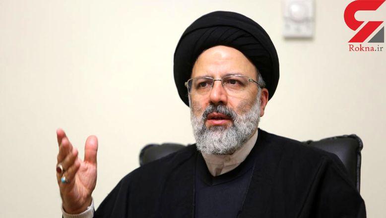 رئیس قوه قضاییه از مناطق سیل زده استان خوزستان بازدید میکند
