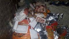 کشف ۶ تن گوشت فاسد در نیشابور
