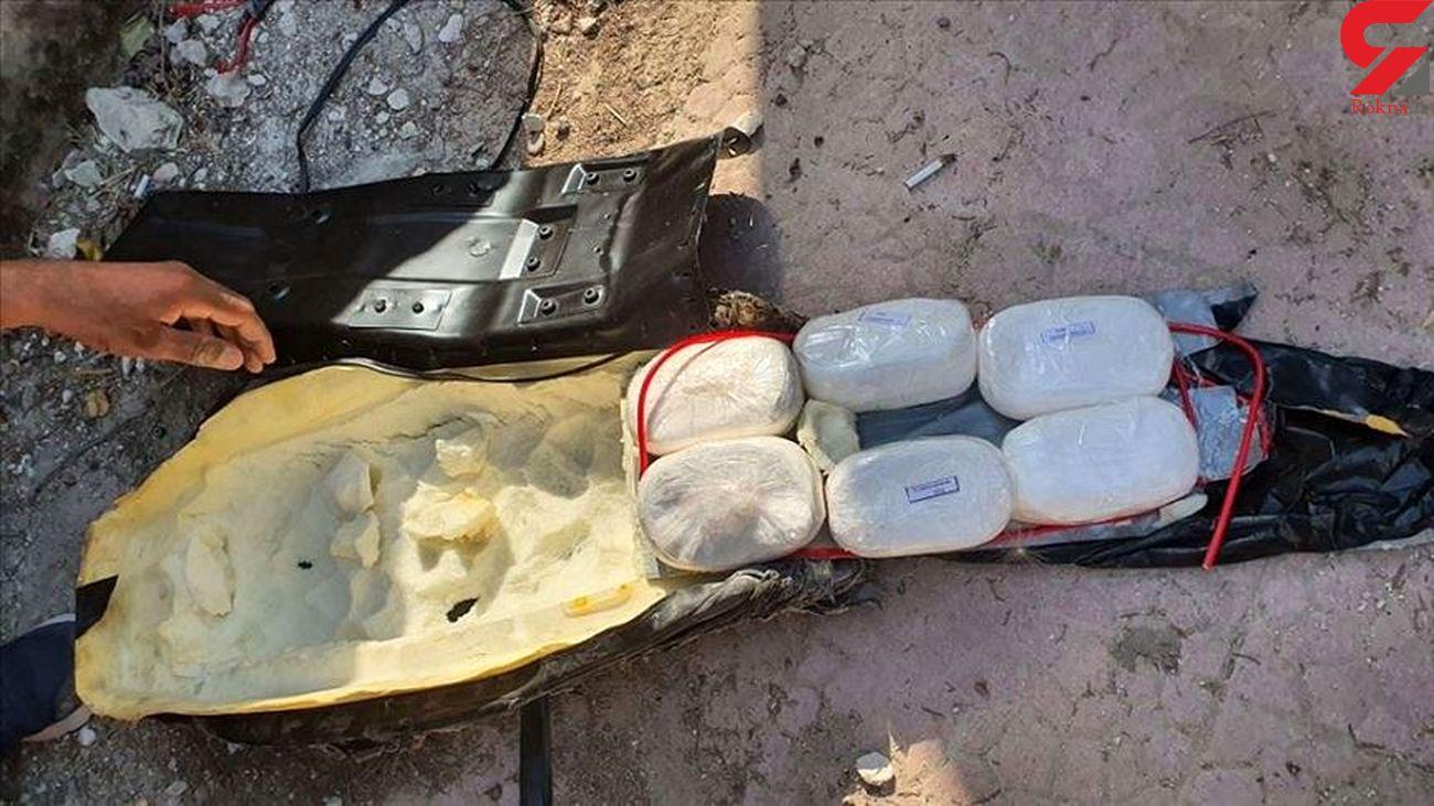 جلوگیری از وقوع حمله تروریستی در حوزه عملیاتی چشمه صلح در شمال سوریه
