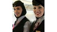 مرگ تلخ 2 خانم خلبان قبل از پرواز رسمی در کرمان + عکس و جزییات